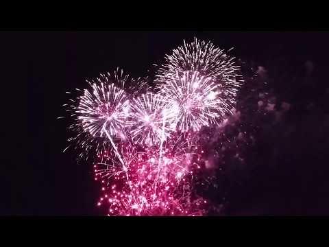 Rostock Cruise Festival Feuerwerk 3