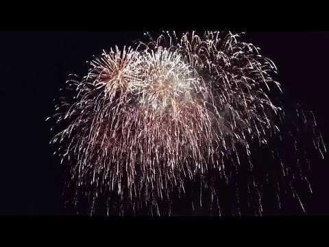 Rostock Cruise Festival Feuerwerk 1