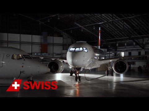 Avro RJ100 – an aircraft legend leaves the SWISS fleet | SWISS