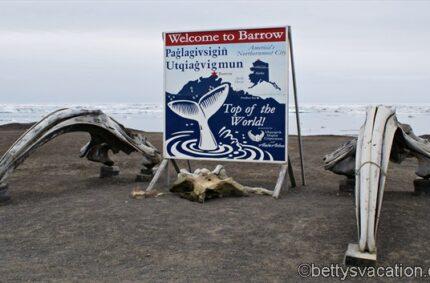 Am Ende der Welt – zu Besuch in Barrow, Alaska