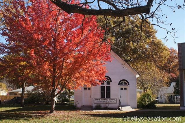 White Chapel School