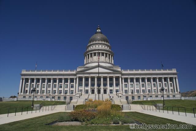 State Capitol Utah in Salt Lake City