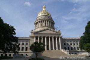 State Capitol West Virginia in Charleston