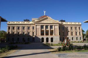 Kapitol von Arizona in Phoenix