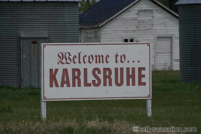 Karlsruhe, North Dakota