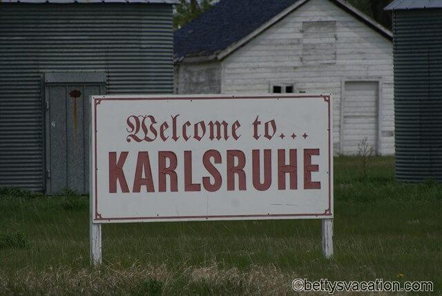 Karlsruhe, North Dakota