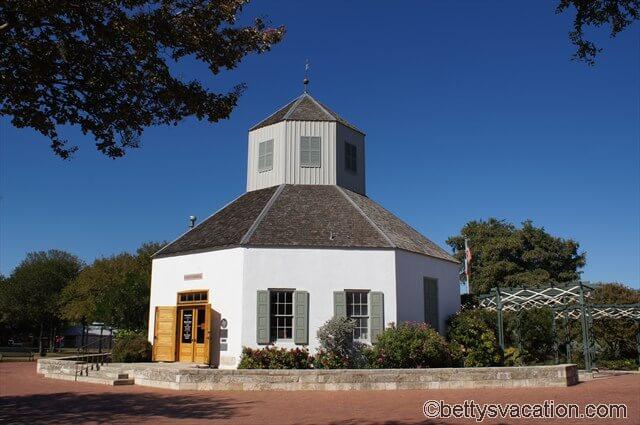 Vereinskirche, Fredericksburg, TX
