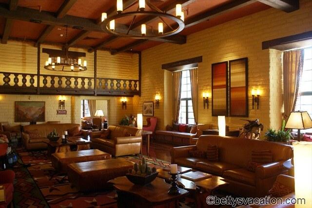 Camelback Inn Lobby