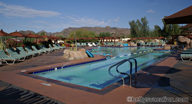 Camelback Inn Pool