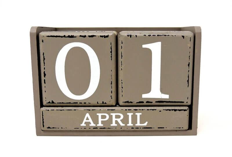 1. April - ein Tag der Scherze und seine Geschichte