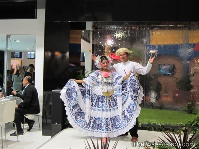 Südmerikanischer Stand