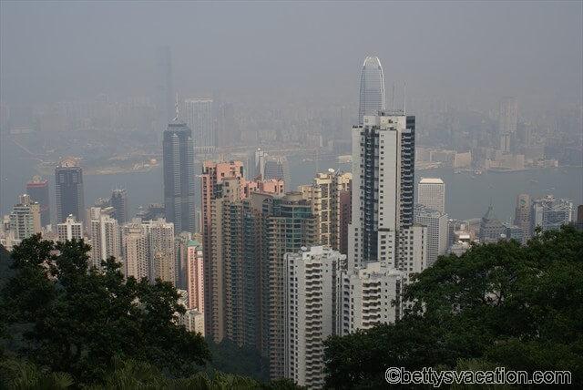 Kowloon & Hong Kong Island