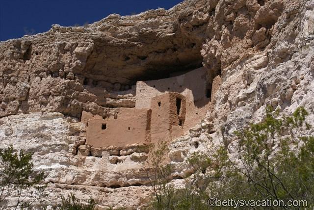 Montezumas Castle