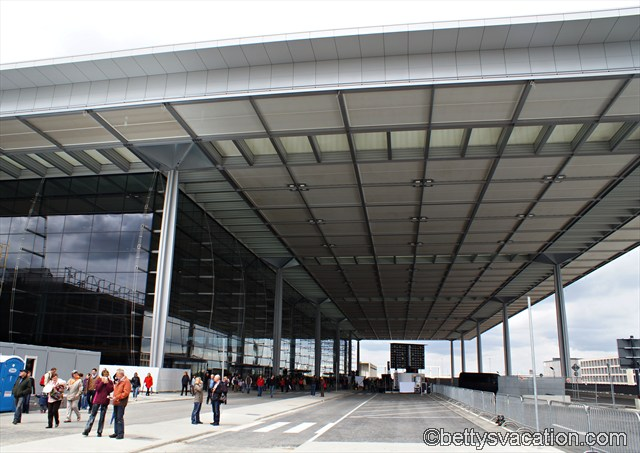 Terminalvorfahrt