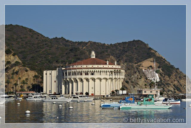 Casino, Catalina Island