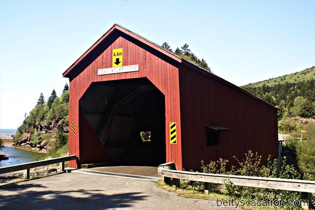 Point Wolfe Bridge
