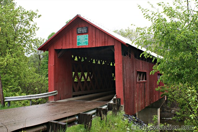 Station Covered Bridge