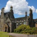 Lauriston Castle, Edinburgh, Schottland