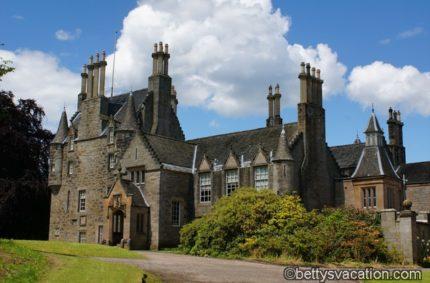 Lauriston Castle, Edinburgh, Schottland