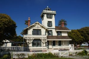 Point Fermin Lighthouse, San Pedro, Kalifornien