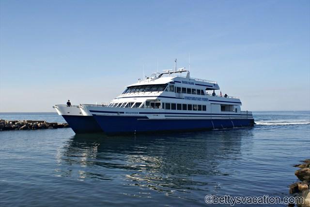 Ferry From Martha S Vineyard To Rhode Island