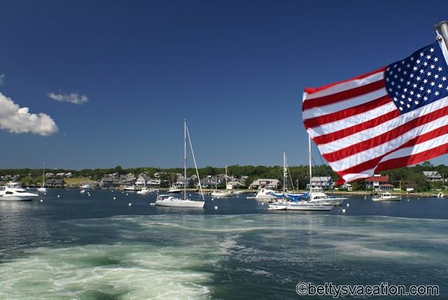 Oak Bluffs Harbor