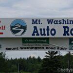 Einmal Mt. Washington und wieder zurück