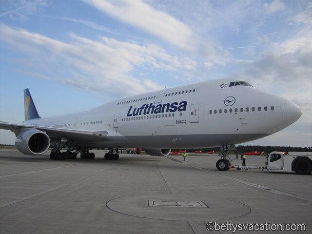 """LH Boeing 747-800 """"Brandenburg"""""""
