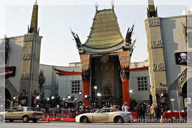 MAN CHINESE THEATER