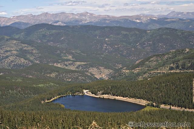 Blick vom Mt. Evans