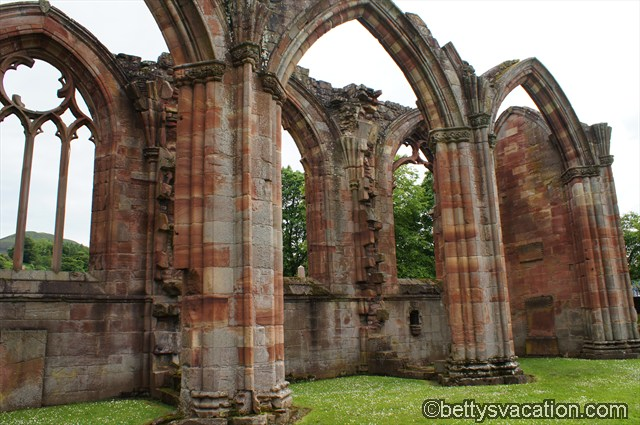 Melrose Abbey (14)