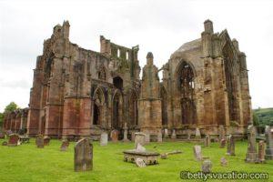Melrose Abbey (3)