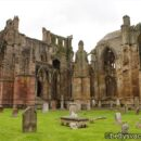 Melrose Abbey, Schottland
