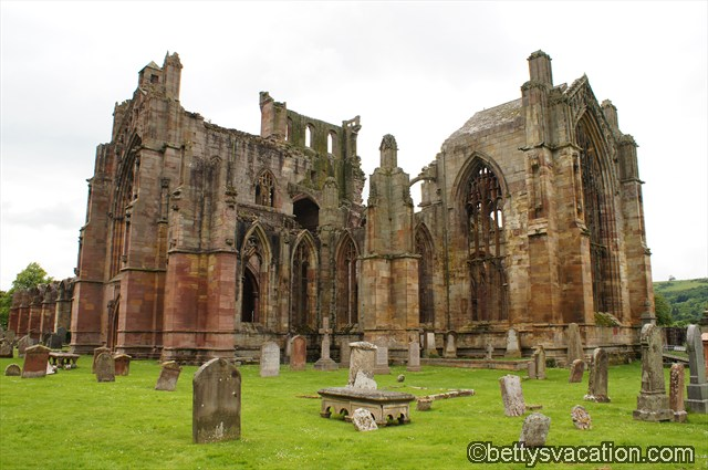 Melrose Abbey (3)