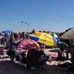 Über dem Himmel von Kalifornien - Miramar Airshow, San Diego, CA