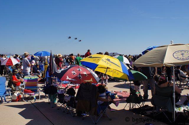 Miramar Airshow in San Diego