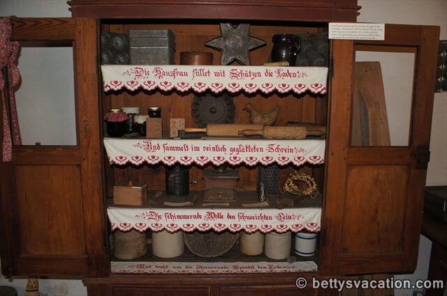 Kammlah House Küche