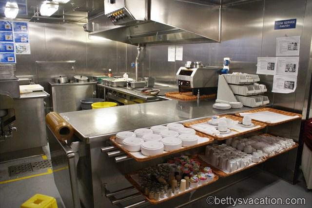 Zuiderdam Küchentour 2