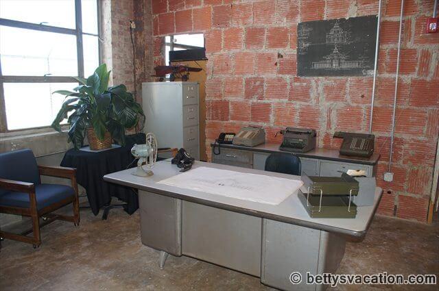 Historisches Flughafenbüro