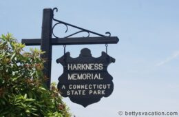 Ein Traumhaus am Meer, Harkness Memorial SP, CT