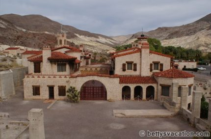 Death Valley National Park – Scotty's Castle