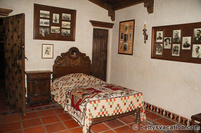 Scotty's Schlafzimmer