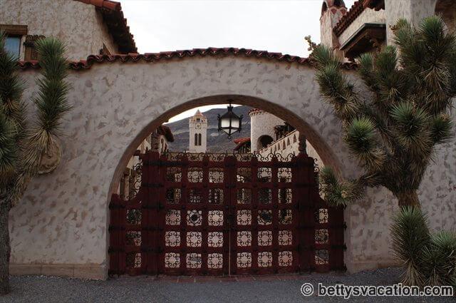 Eingang zum Scotty's Castle
