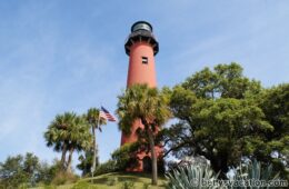 Jupiter Inlet Lighthouse, Florida