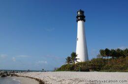 Cape Florida Lighthouse & Bill Baggs State Park, Florida