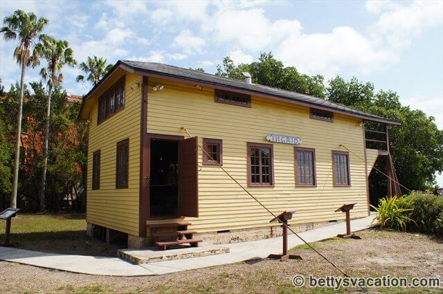 Barnacle State Historic Site