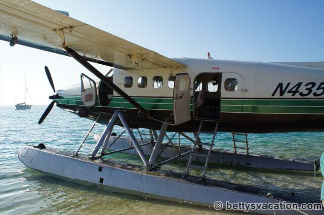 DHC-3 DeHavilland Turbine Otter Amphibian