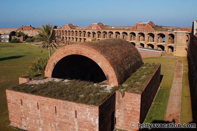Fort Jefferson, Dry Tortugar National Park