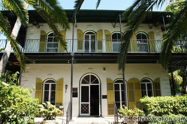 Ernest Hemmigway House