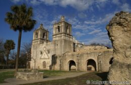 San Antonio Missions National Historic Park, Texas
